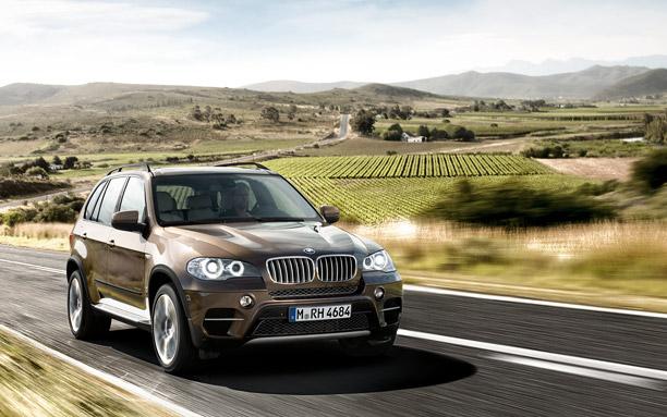 BMW X5 phiên bản 2011