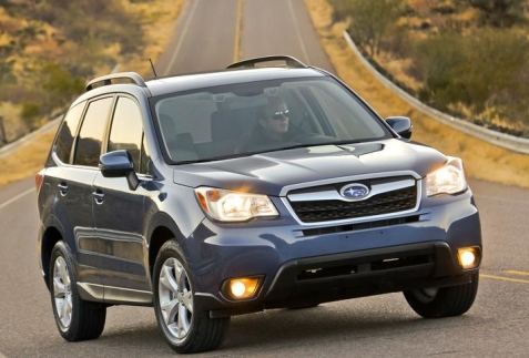 Trải nghiệm Subaru Forester 2014 sắp về Việt Nam