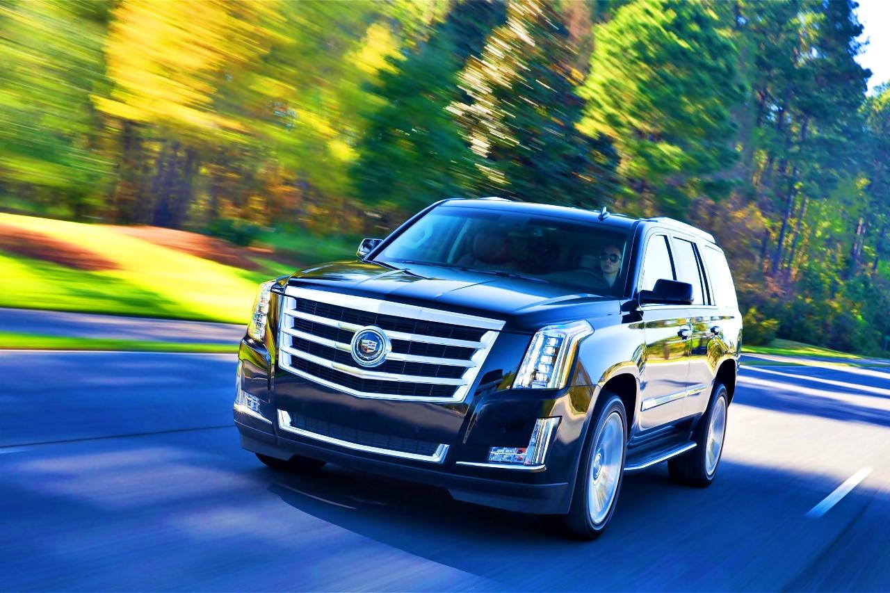 Cadillac Escalade 2015: Sang trọng một cách khác biệt