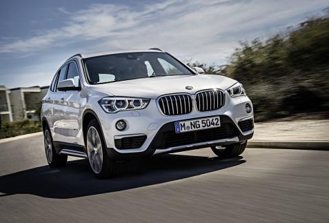 """BMW X1 2016: Sự """"lột xác"""" toàn diện"""