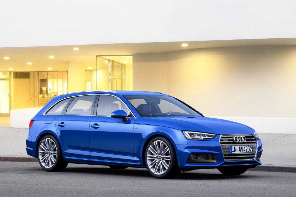 Audi A4 2016: Những thay đổi đột phá