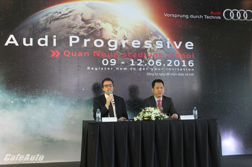 Audi Progressive