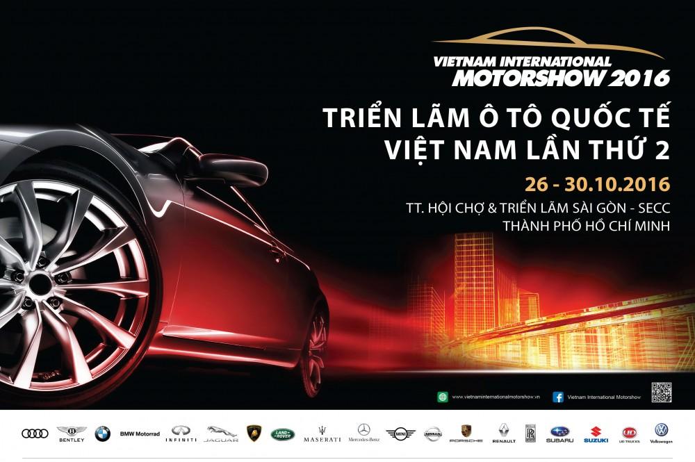 Triểm lãm Ô tô Quốc tế Việt Nam 2016