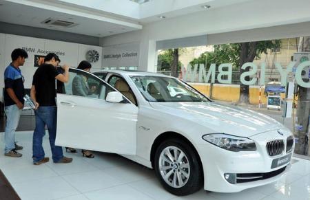 BMW mở rộng phân phối tại Hà Nội