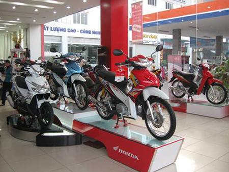 Những xe máy đáng mua nhất năm 2011