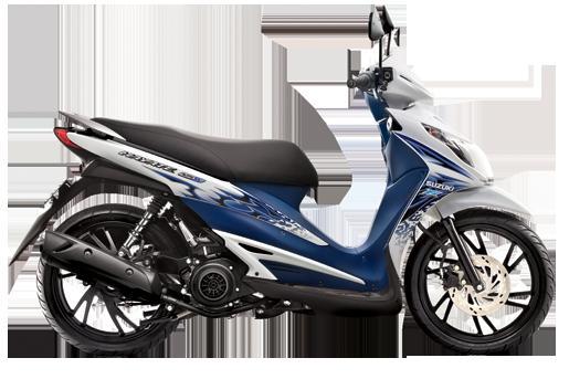 Suzuki ra mắt phiên bản Hayate SS 125cc FI