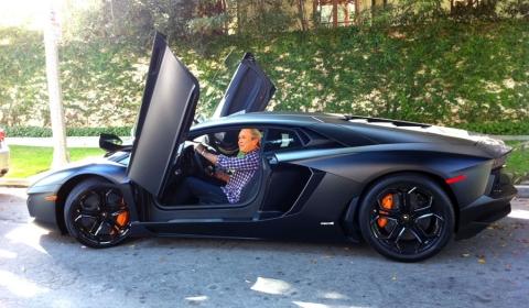 Cựu Tổng Thống Bush mua Lamborghini Aventador đời mới