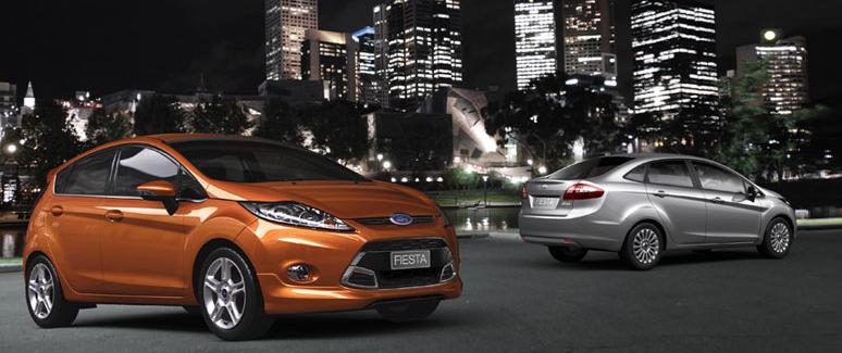 Fiesta dẫn đầu phân khúc xe nhỏ của hãng Ford tại Việt Nam