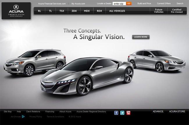 Honda và tham vọng phục hồi nhãn hiệu Acura tại Detroit