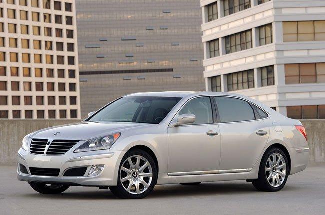Hyundai không xây dựng thương hiệu cao cấp riêng