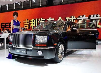 Người giàu Trung Quốc vẫn chuộng Rolls Royce