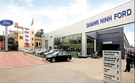 Ford Việt Nam khai trương đại lý Quảng Ninh Ford