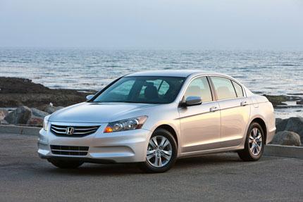 """Hàng trăm ôtô Honda đời mới """"mắc bệnh"""""""