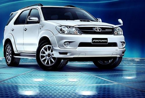 """Toyota Việt Nam """"khai xuân"""" ưu đãi khách hàng mua xe Fortuner TRD Sportivo"""