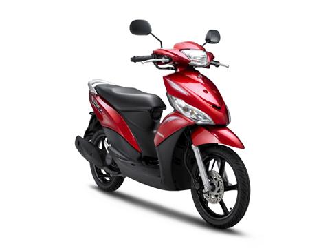 Yamaha Mio ra mắt phiên bản mới