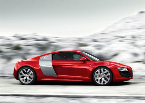 Audi R8 thế hệ mới xuất hiện vào 2014