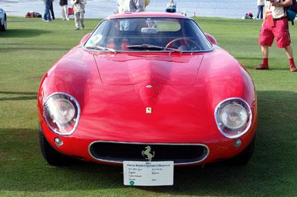 Ferrari cổ giá gần 500 tỷ đồng