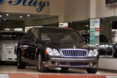 Maybach lỗ 440.000 USD trên mỗi xe