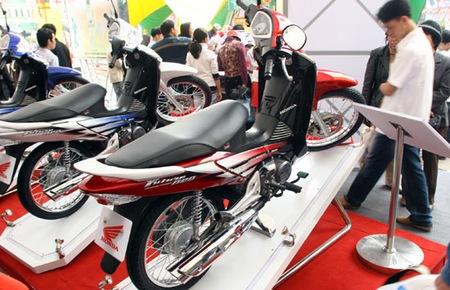Tín hiệu mừng của công nghiệp xe máy