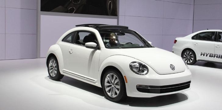 Volkswagen Beetle TDI gây ấn tượng mạnh tại triển lãm ô tô Chicago – Mỹ
