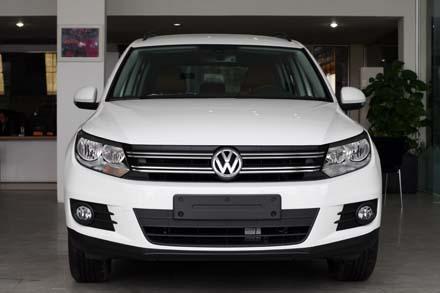 Volkswagen Tiguan 2012 đã có mặt tại Việt Nam
