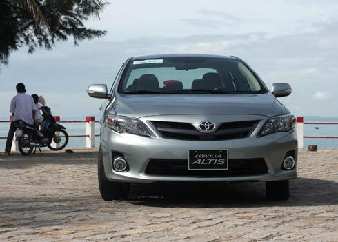72 xe của Toyota Việt Nam phải thay hộp số tự động