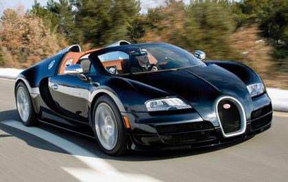 Bugatti bật mí về quả bom mới trong thế giới siêu xe