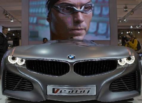 Triển lãm ôtô Quốc tế Canada 2012