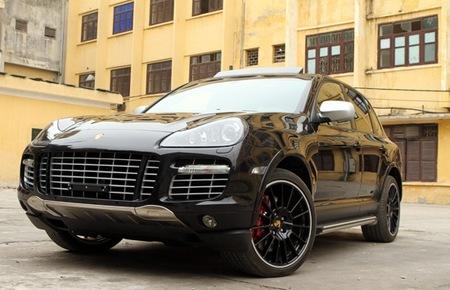 Porsche Việt Nam triệu hồi Cayenne để sửa đèn pha