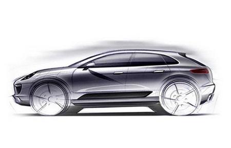 Sang năm Porsche sẽ ra mắt dòng SUV hoàn toàn mới