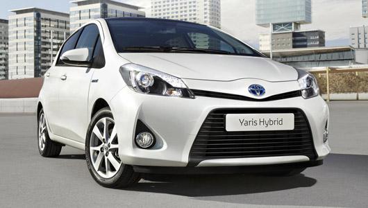 Xe Toyota tiết kiệm xăng như xe máy