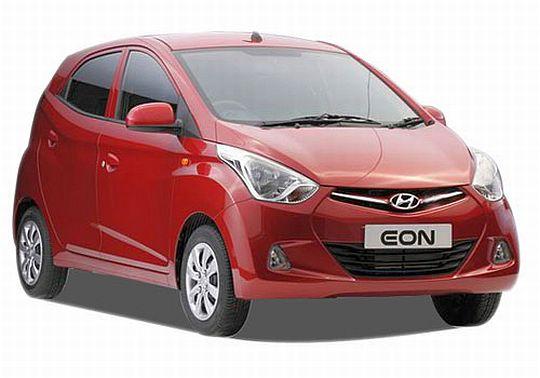 Hyundai Eon có giá bán 345 triệu đồng