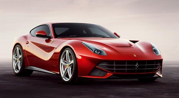 Siêu xe nhanh nhất của  Ferrari lộ diện