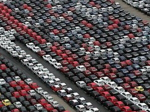 Thị trường xe hơi tăng trưởng 4% trong năm nay