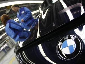 BMW bội thu với những kỷ lục mới trong năm 2011