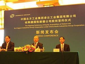 Công ty Trung Quốc mua lại hãng thiết bị ôtô Đức