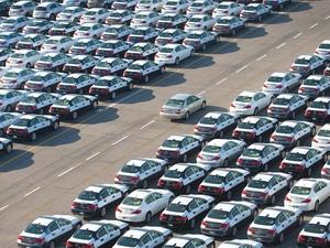 Doanh số bán xe trong tháng 2 ở Ấn Độ tăng 13,1%