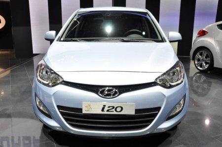 Hyundai trình làng xe i20 và i30 Wagon thế hệ mới