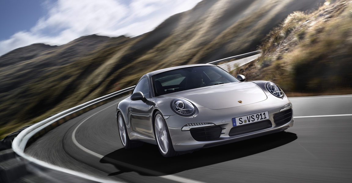 Porsche Việt Nam ưu đãi đặc biệt cho khách hàng mua 911 Carrera