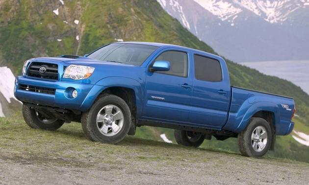 Toyota triệu hồi Tacoma, Camry và Venza vì lỗi kỹ thuật