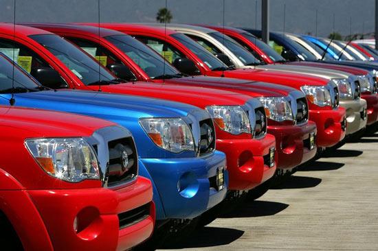 Các đại gia ô tô của Mỹ