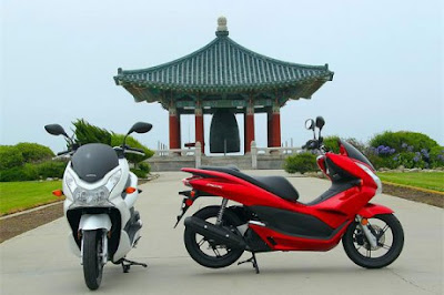 Honda sắp ra mắt PCX phiên bản 2013