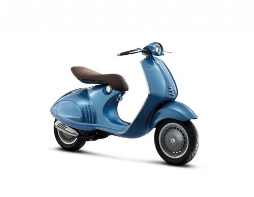 Piaggio tiết lộ kế hoạch sản xuất Vespa 946