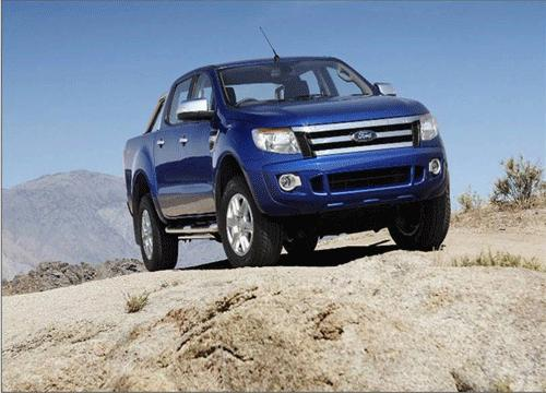 Chinh phục thử thách cùng Ford Ranger