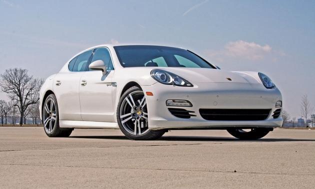 Porsche ra mắt Panamera hybrid sạc điện vào năm 2014