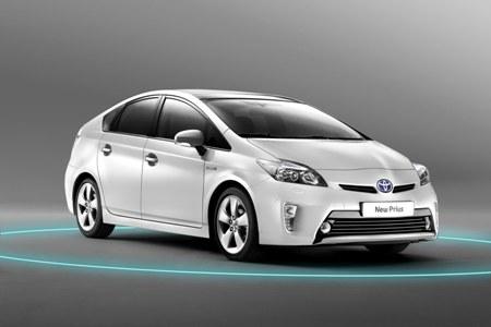 Toyota sắp ra mắt Prius 2012 tại Thái Lan