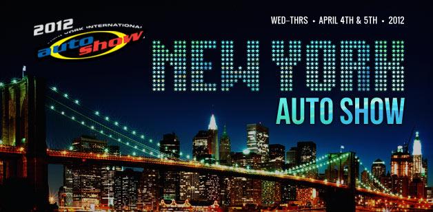 30 mẫu xe tham dự New York Auto Show