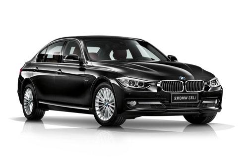 BMW 3-Series LWB ra mắt tại Trung Quốc