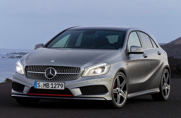 Mercedes CLA sẽ ra mắt tại Bắc Kinh Motor Show