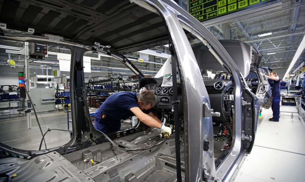 Mercedes sẽ chỉ còn lại 2 platform vào năm 2015